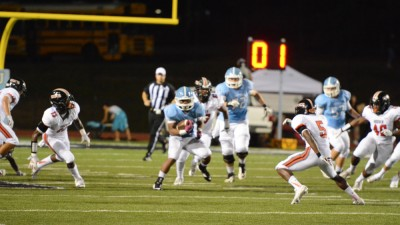 Hoover Helps to Host Fundraiser at Hoover-Spain Park Game
