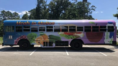 Meals in Motion Bus